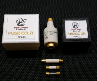 Hydra Gold Fuse üveg 5x20mm