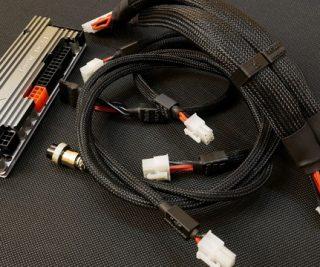 HTPC és DC kábelek