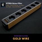 Hydra6 Rhodium- Gold hálózati szűrős elosztó