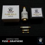 Hydra Gold Fuse Graphene 5x20mm