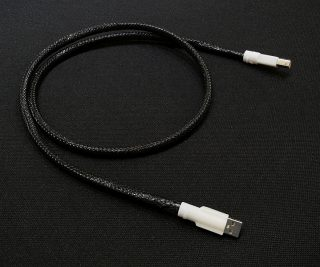 Hydra Next Carbon-Ceramia USB 2.0 A-B 75CM