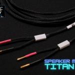 Titan I Mk4 hangfalkábel sztereo szett