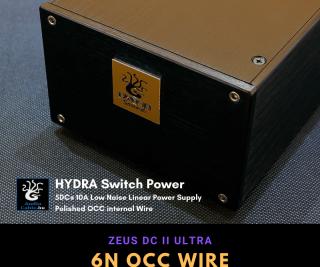 Zeus Analog Power II AC-DC Ultra