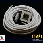 Audio & Hi-Fi Házimozi betáprendszer 10Méter
