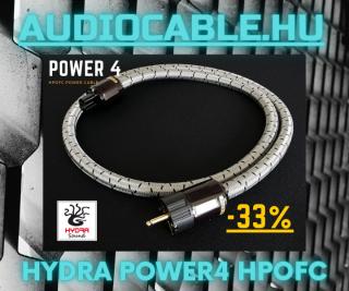 Hydra Power 4 HPOFC tápkábel 1.5Méter