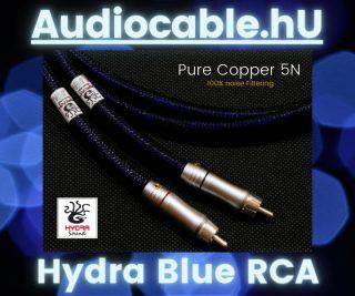 Hydra Blue Series RCA összekötőkábel