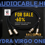 Virgo ONE II H.R.C XLR 2x6Méteres